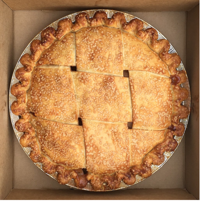 Fruit Pie Workshop - Sunday October 20th 10a-1p