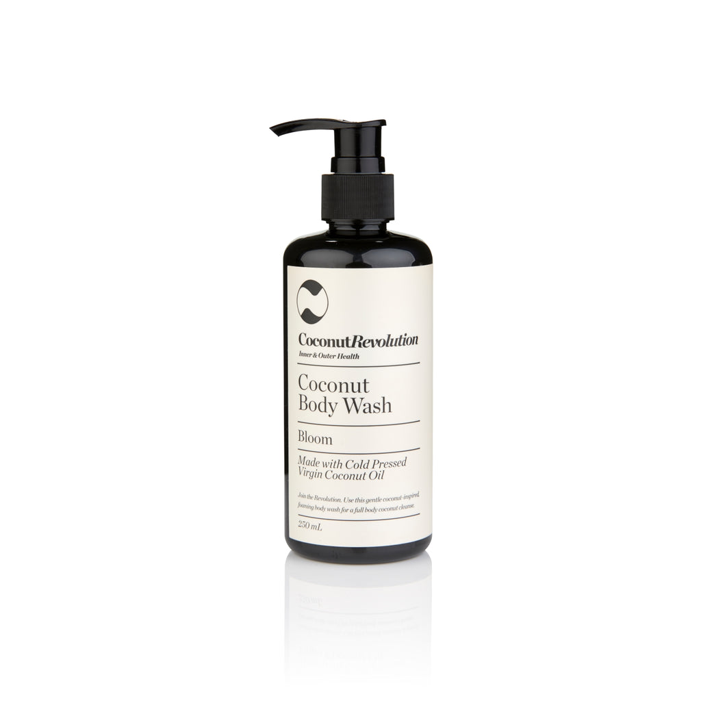 Gentle and aromatic body wash for dry and sensitive skin