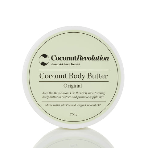 Coconut Body Butter Original 250g