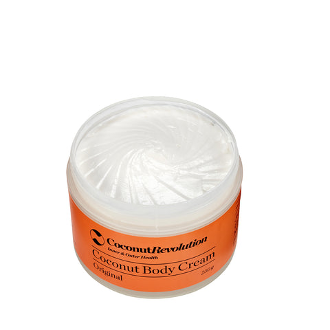 Coconut Body Cream Original 250g