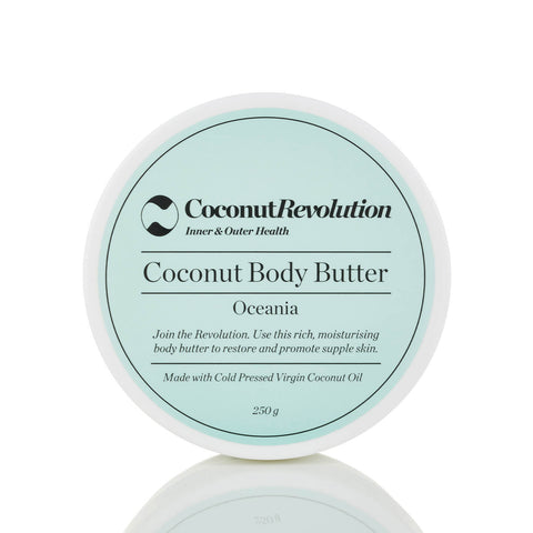 Coconut Body Butter Oceania 250g