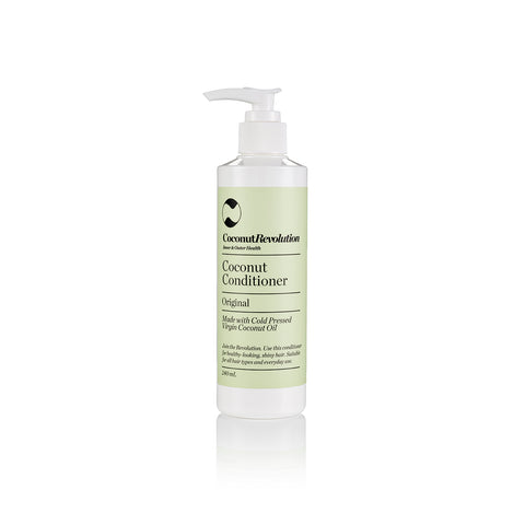 Coconut Conditioner - Original 240mL 2nd Gen