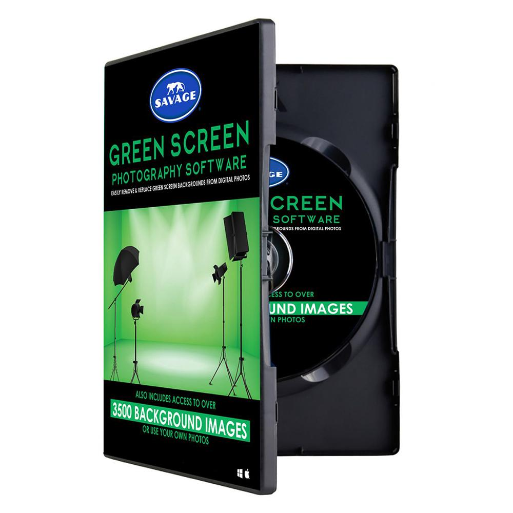 Savage Green Screen Software