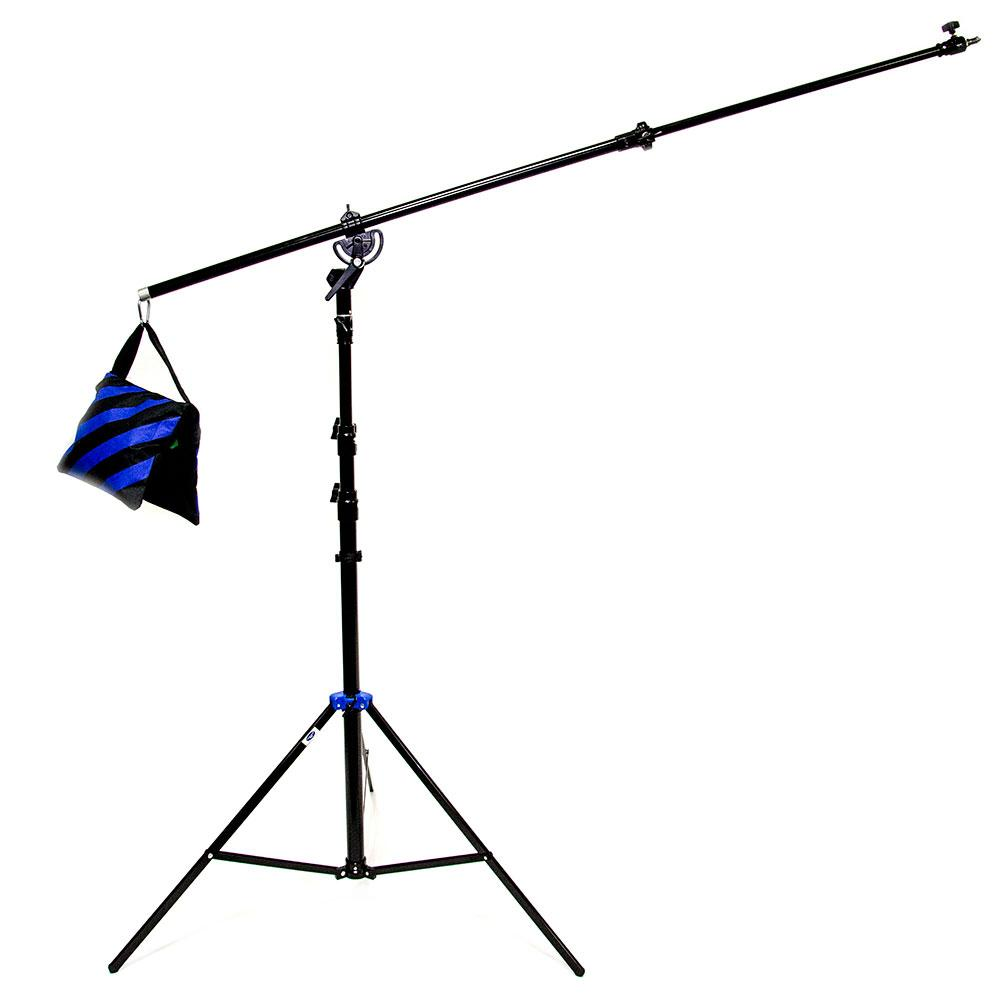 Light Boom With Stand