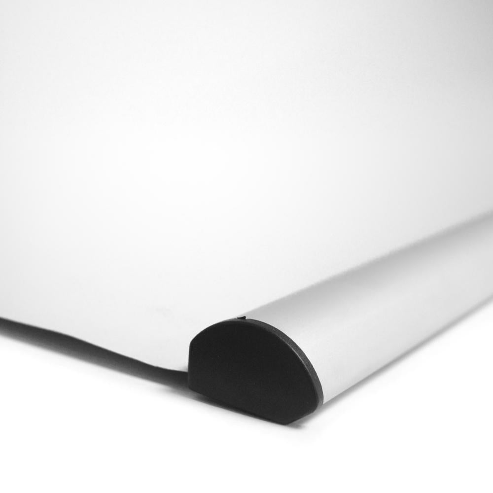 Savage White Seamless Paper Leder Bar photo