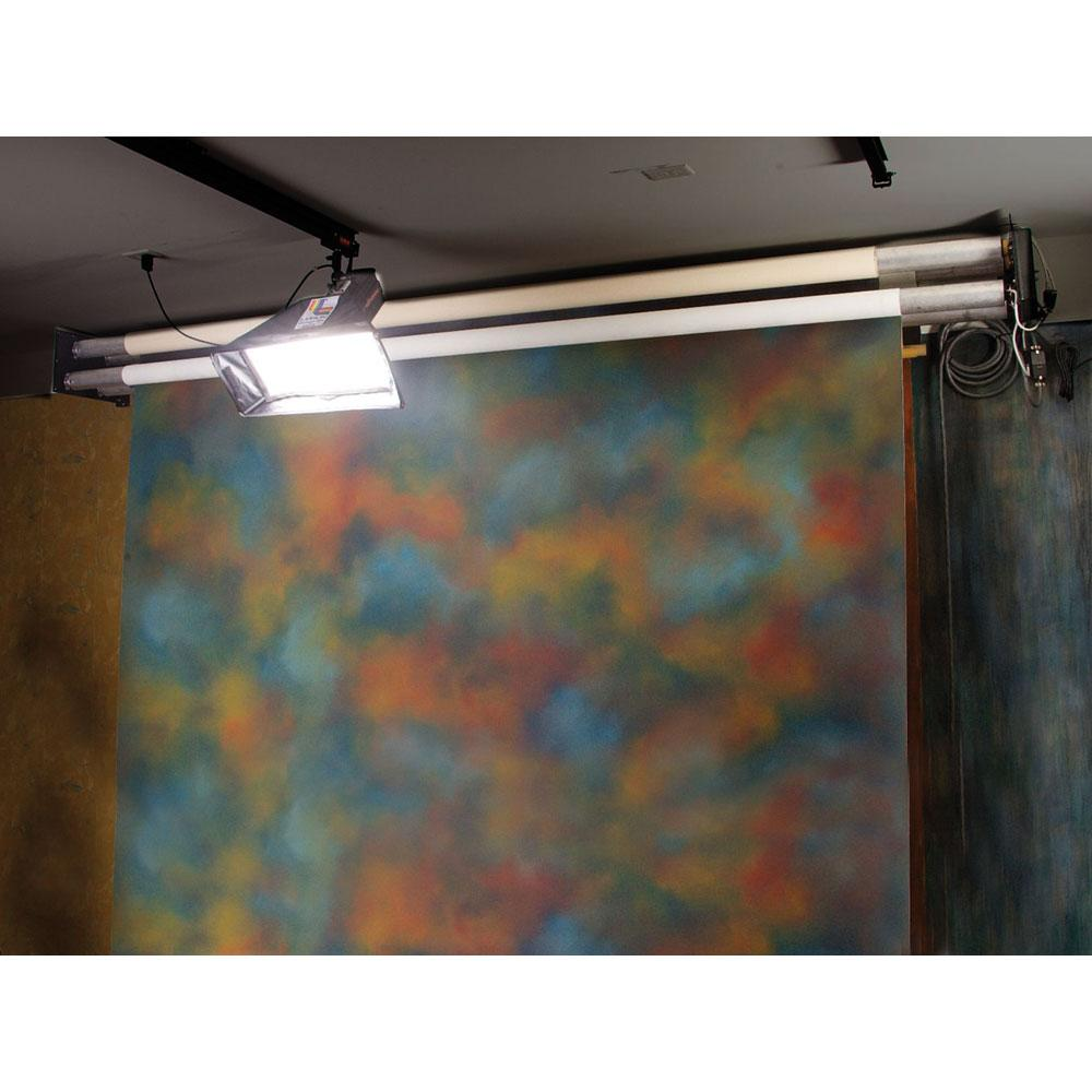 Motorized Deluxe Backdrop Roller System (ABL-DX)