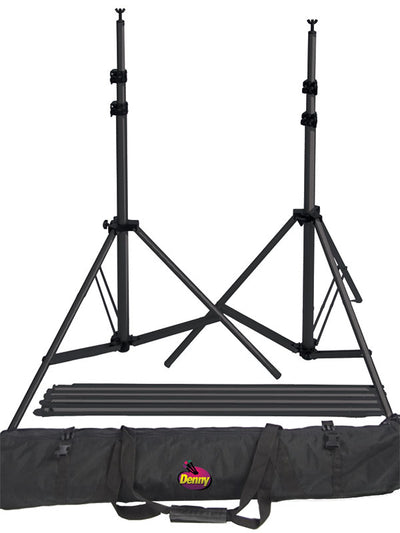 10ft. Wide Portable Backdrop Stand - BS-1010 - Bundle