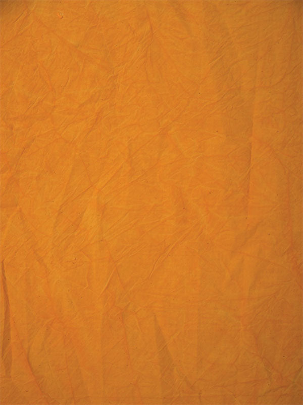 Tangerine Muslin Backdrop
