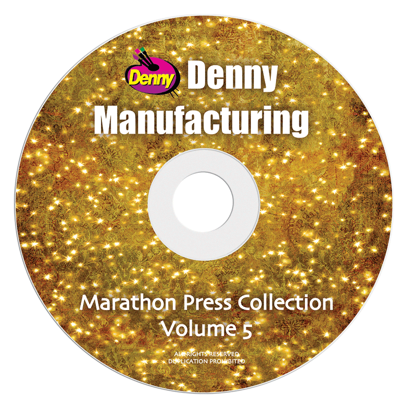 DVD-10 - Marathon Press Digital Background Collection Vol 5