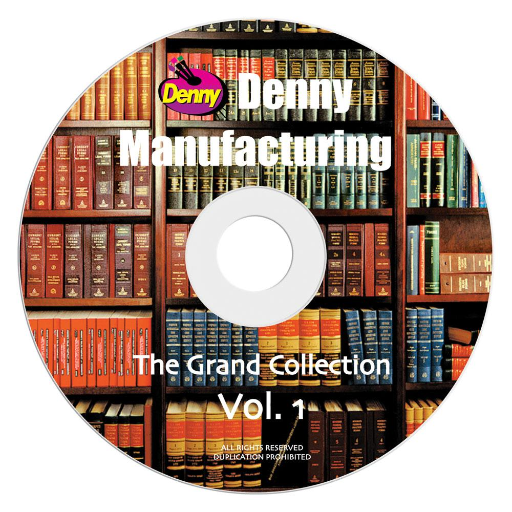 GC-4DVD - Grand Collection 4 Disc Set