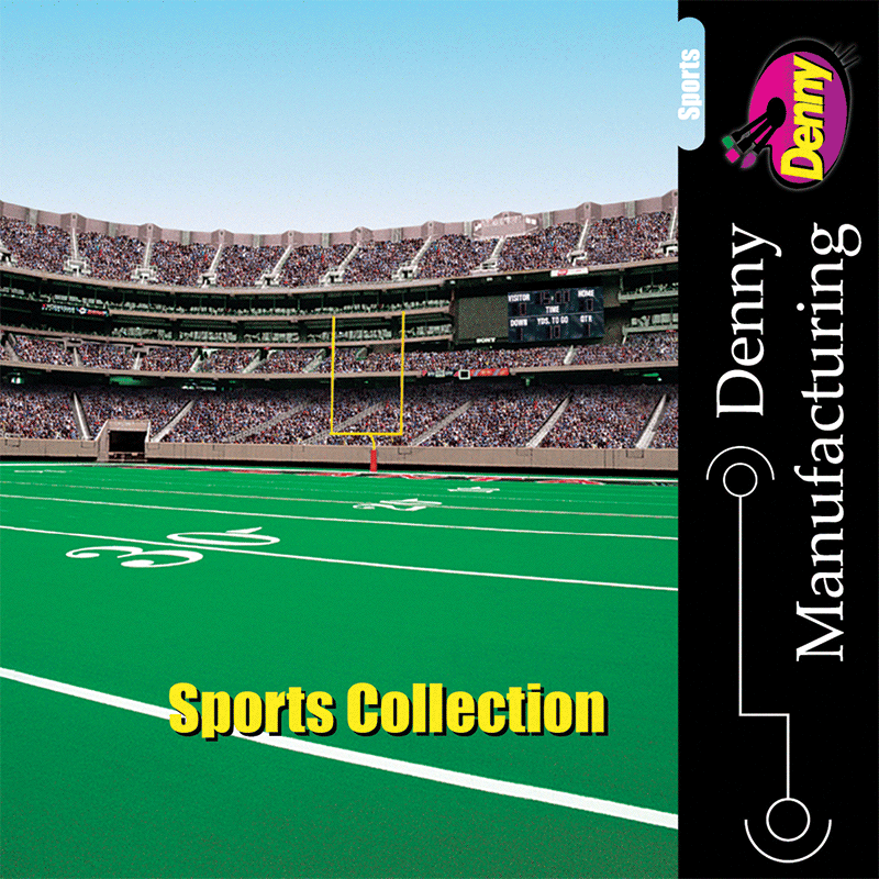 DVD-5 - Digital Backgrounds Sports