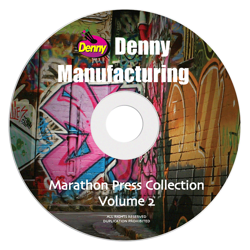 DVD-7 - Marathon Press Collection Vol 2