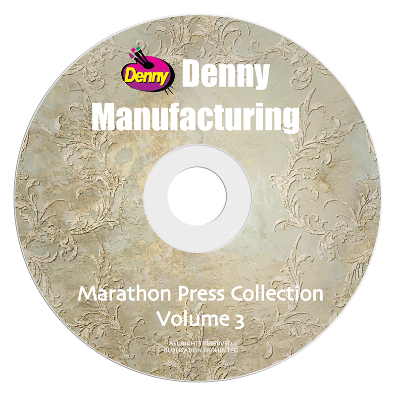DVD-8 - Marathon Press Collection Vol 3