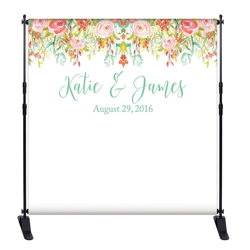 Custom Printed Photography Backdrop - CFB1601
