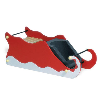 Large Christmas Sled Prop