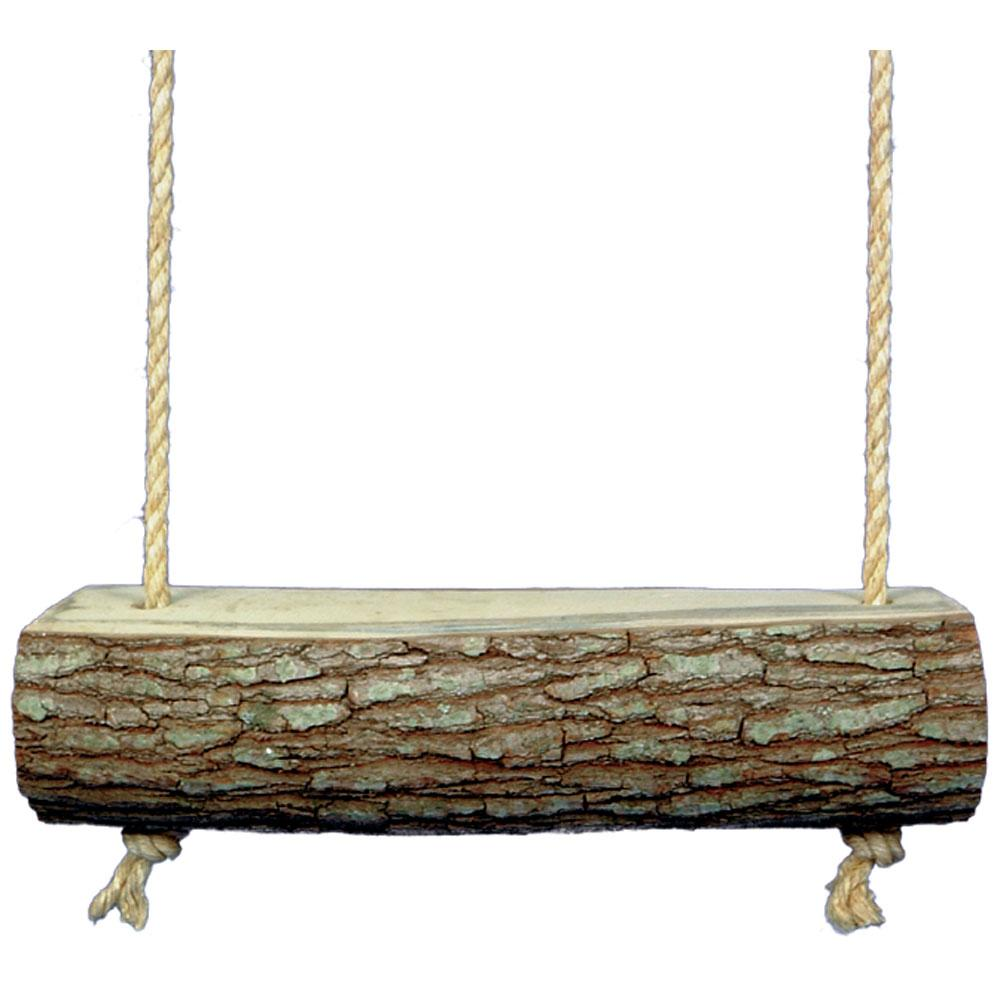 Tree Log Swing Photo Prop