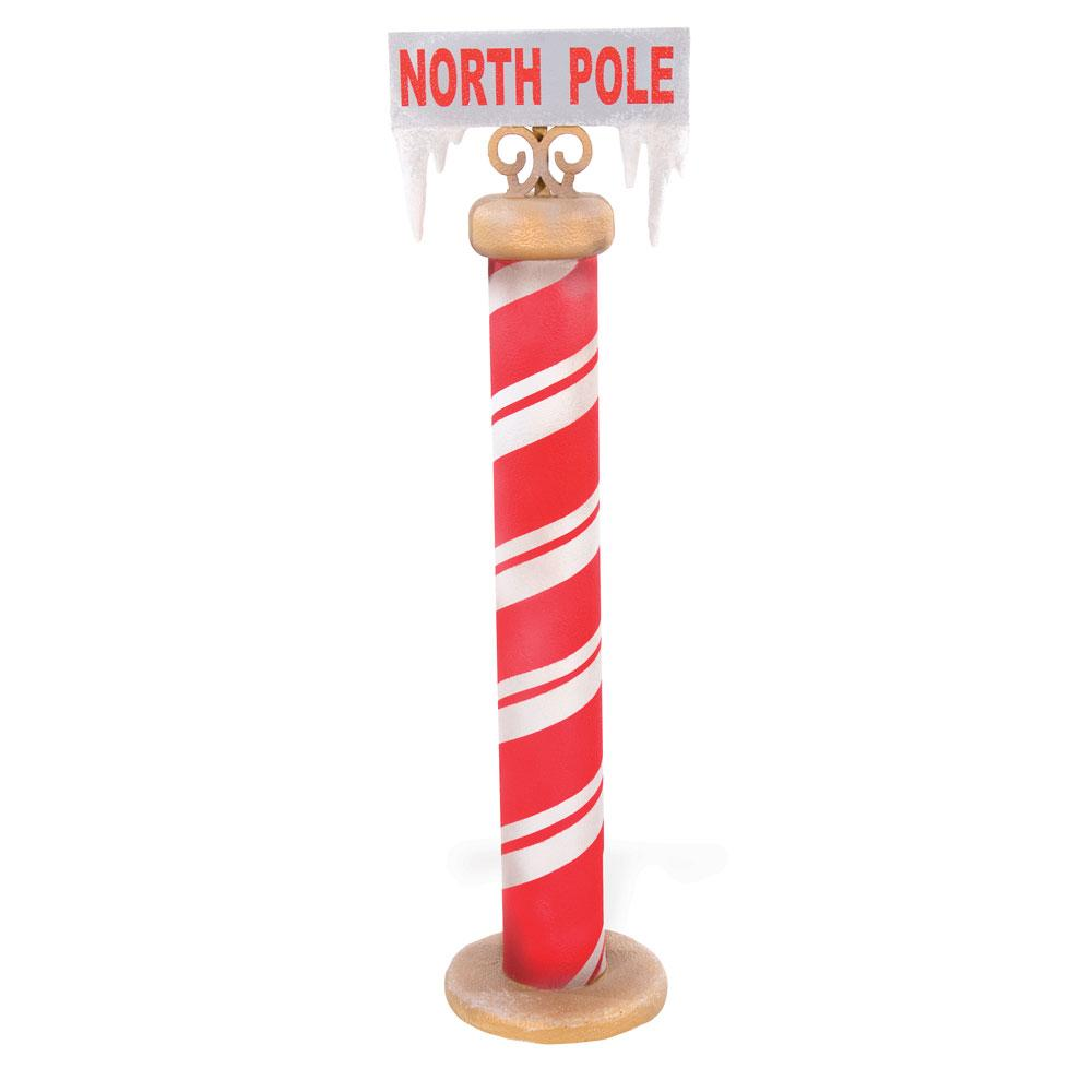 North Pole Photography Prop