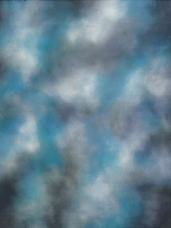 Clouds Hand Painted Photo Backdrop
