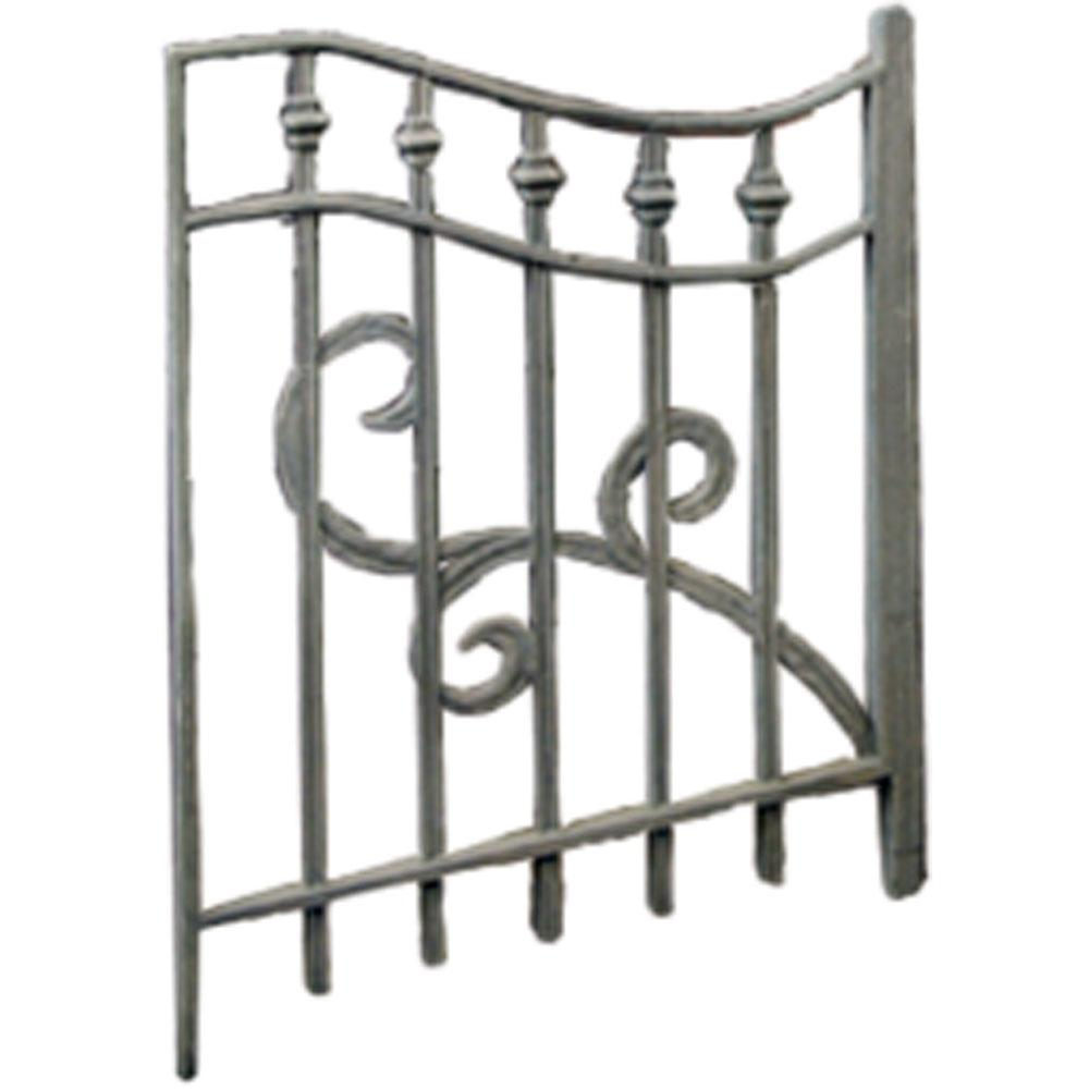 Ornate Gate Photography Prop