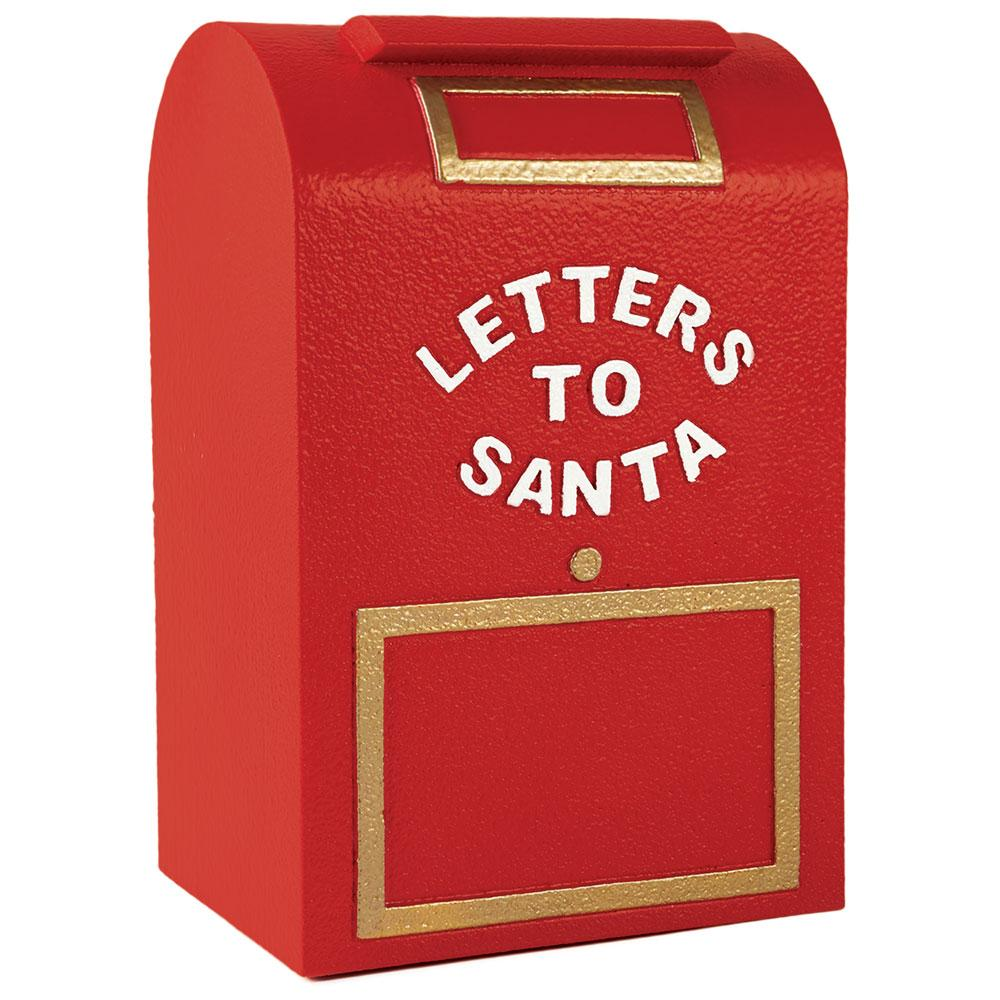 letters to Santa photo prop