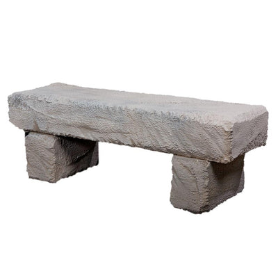Stone Gate Bench Prop