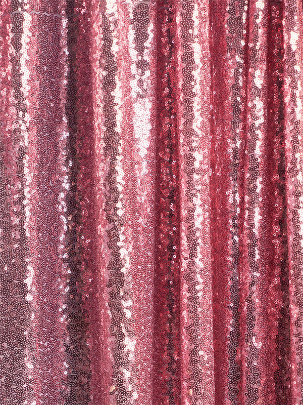Dusty Rose Pink Sequin Backdrop