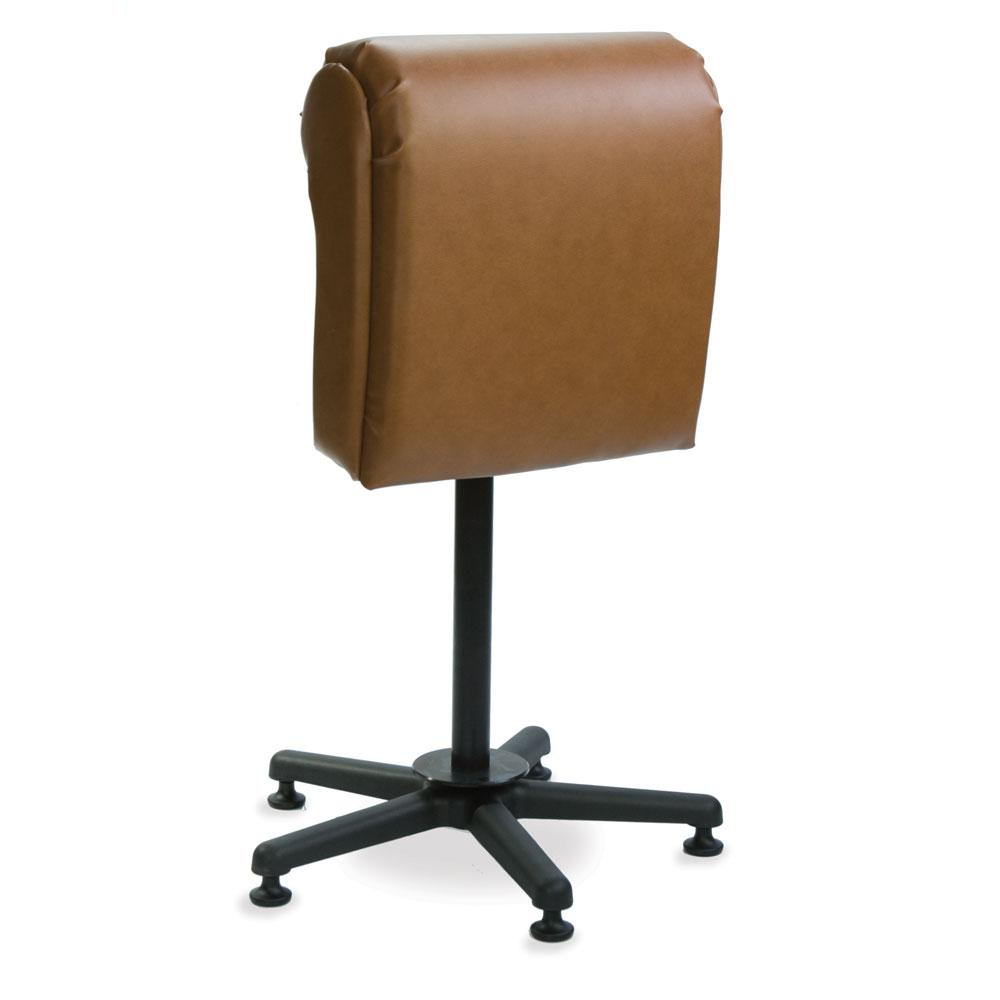 brown chairback prop
