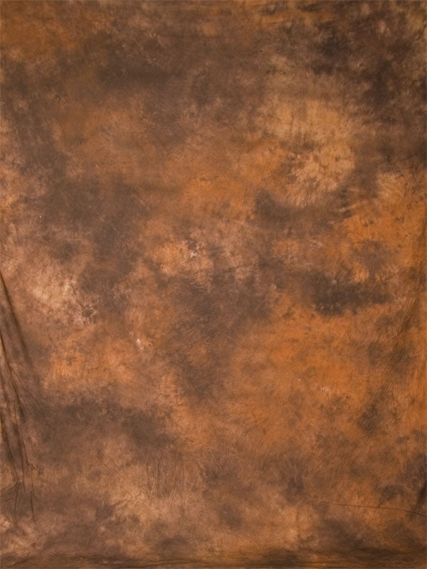 Cloudy Brown Muslin Backdrop