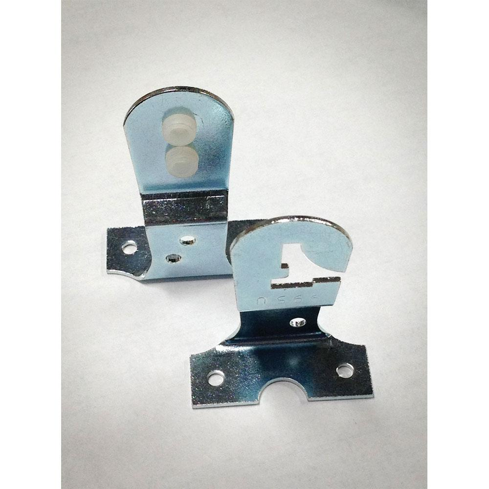 Window Shade Spring Roller Mounting Brackets (WS-UB)