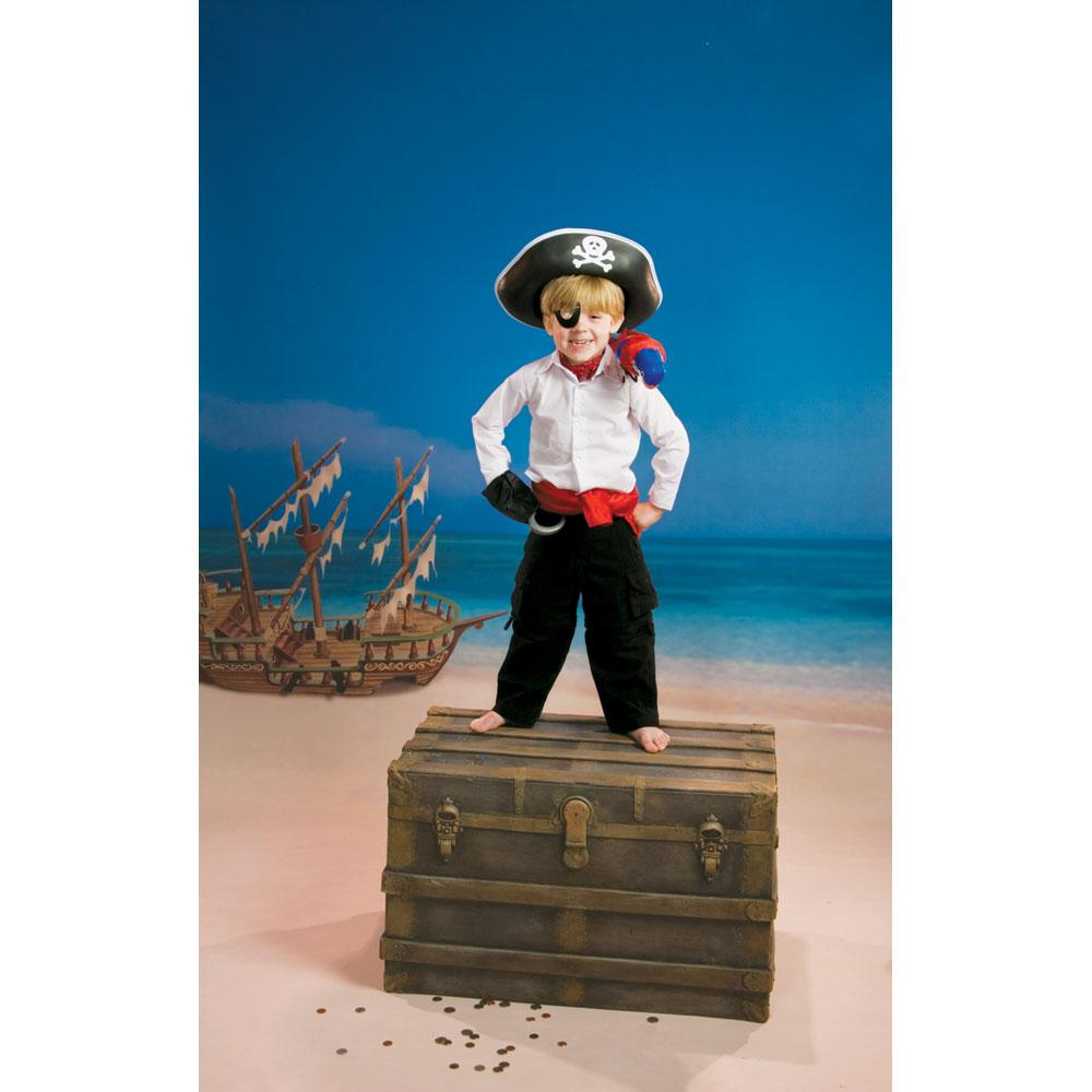 Treasure Chest Photo Prop