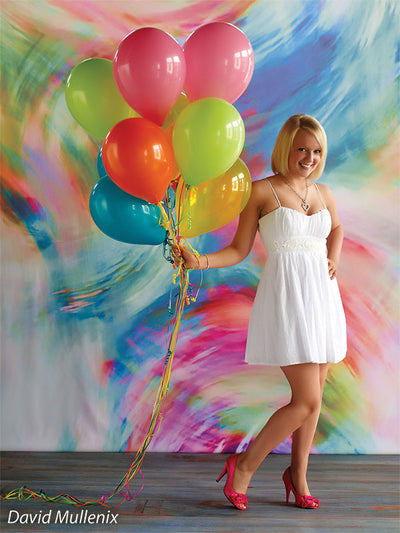 Poole Printed Photography Backdrop