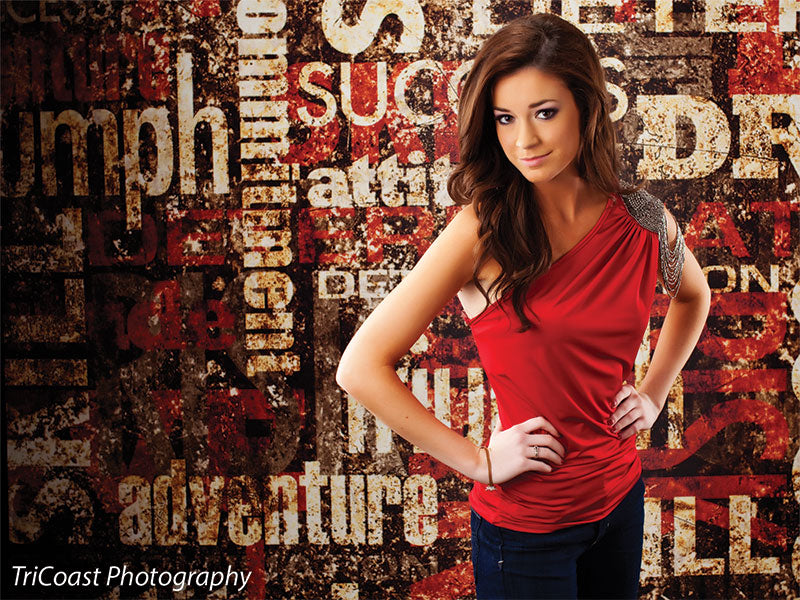 Inspiration Printed Photography Backdrop