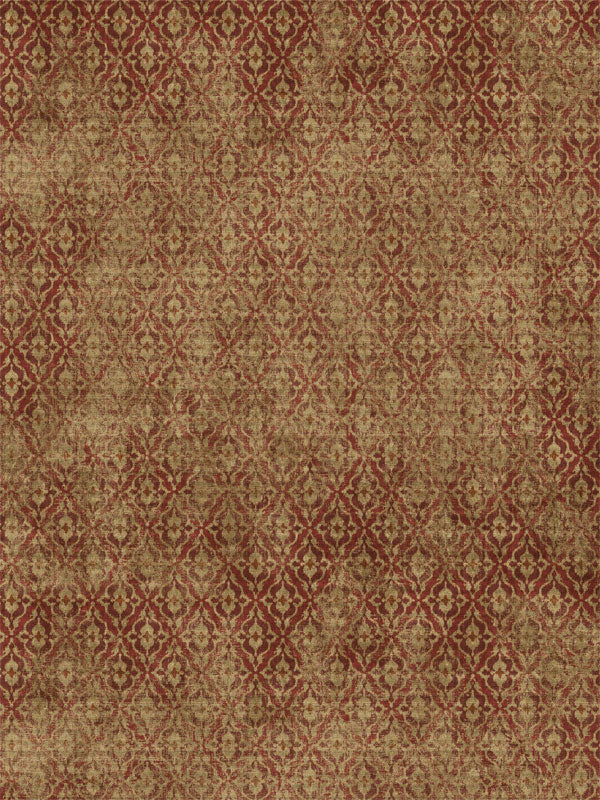 Jasmine Red Patterned Printed Photography Backdrop