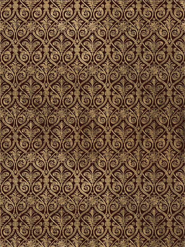 Noble Gold Printed Photo Backdrop