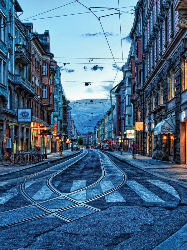 Innsbruck Printed Photography Backdrop