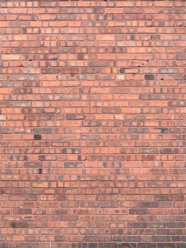 Clay Brick Printed Photography Backdrop