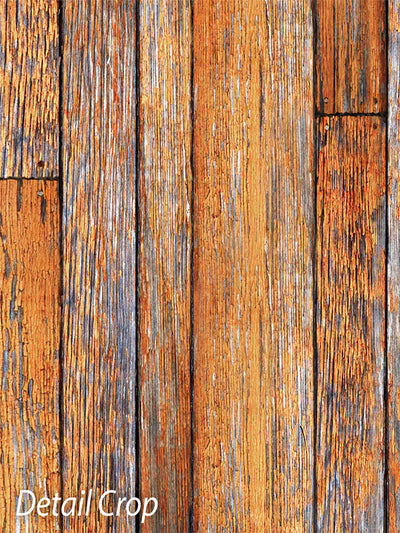 Aged Planks Photography Floor Drop