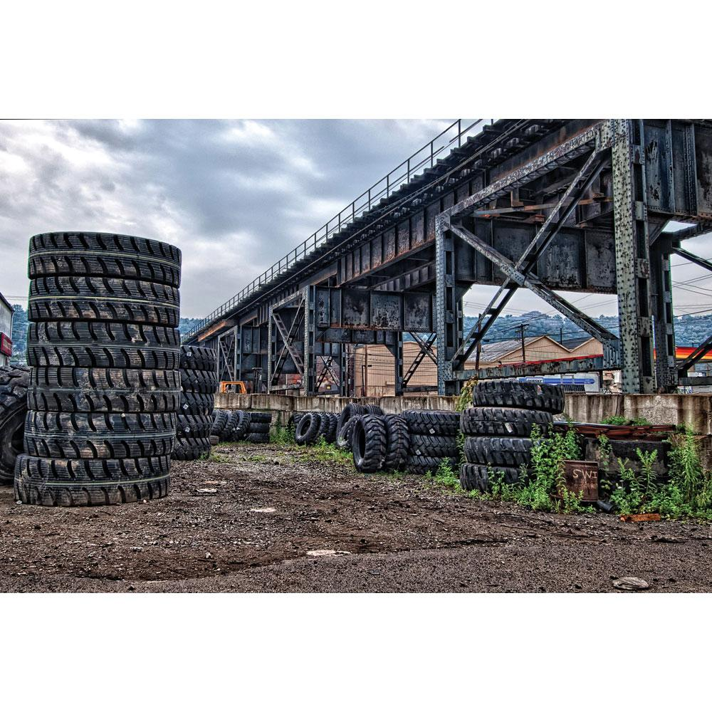 Tires Urban City