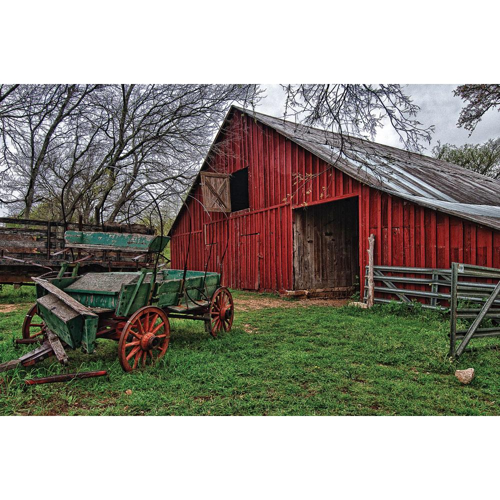 Old Settlers Red Barn