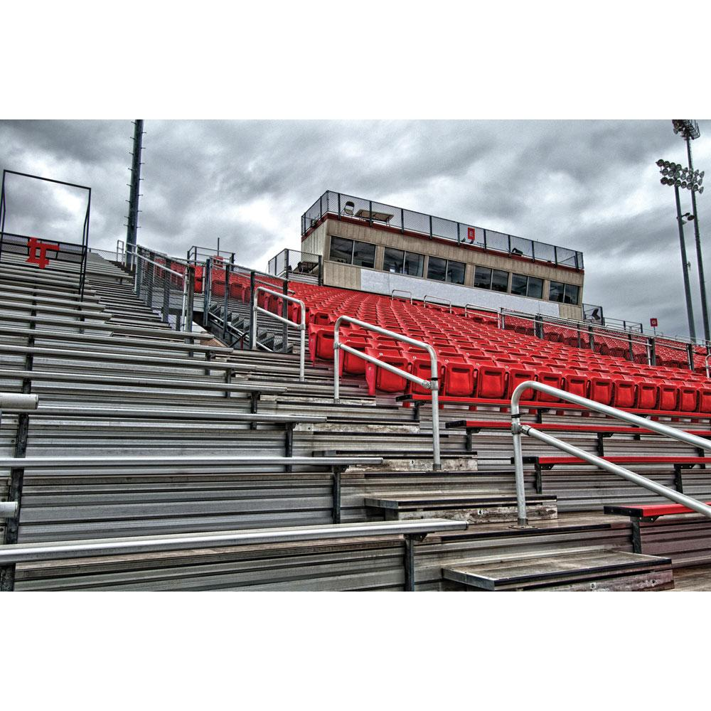 Stadium Bleachers School