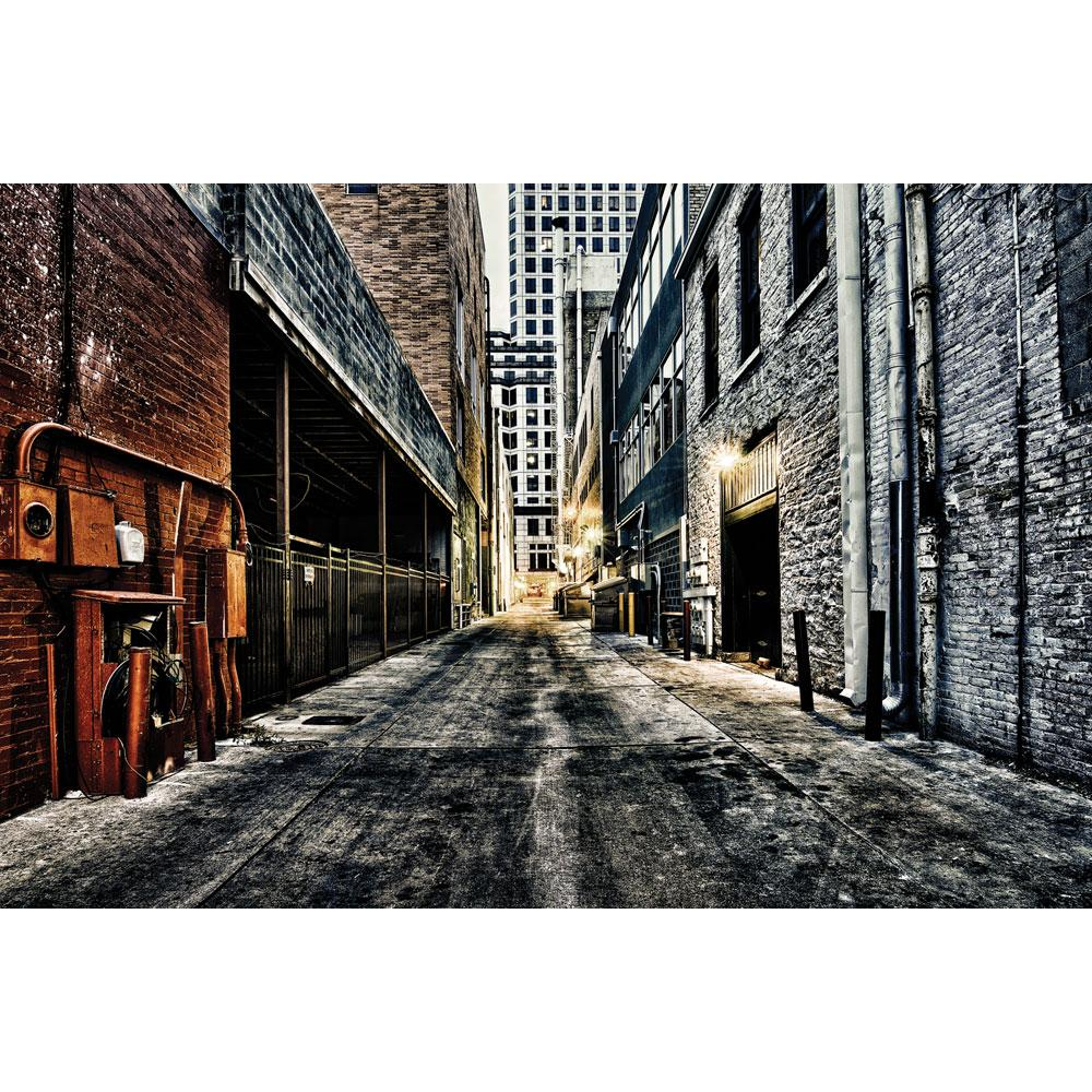 Austin Alley Urban Street Texas
