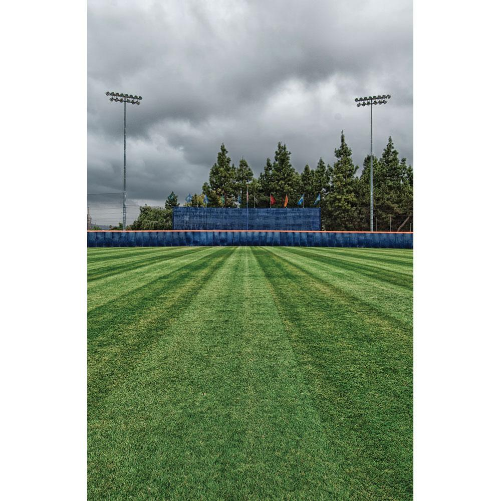 Fuller Baseball Sports Grass Field