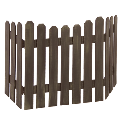Hinged Picket Fence Photography Prop
