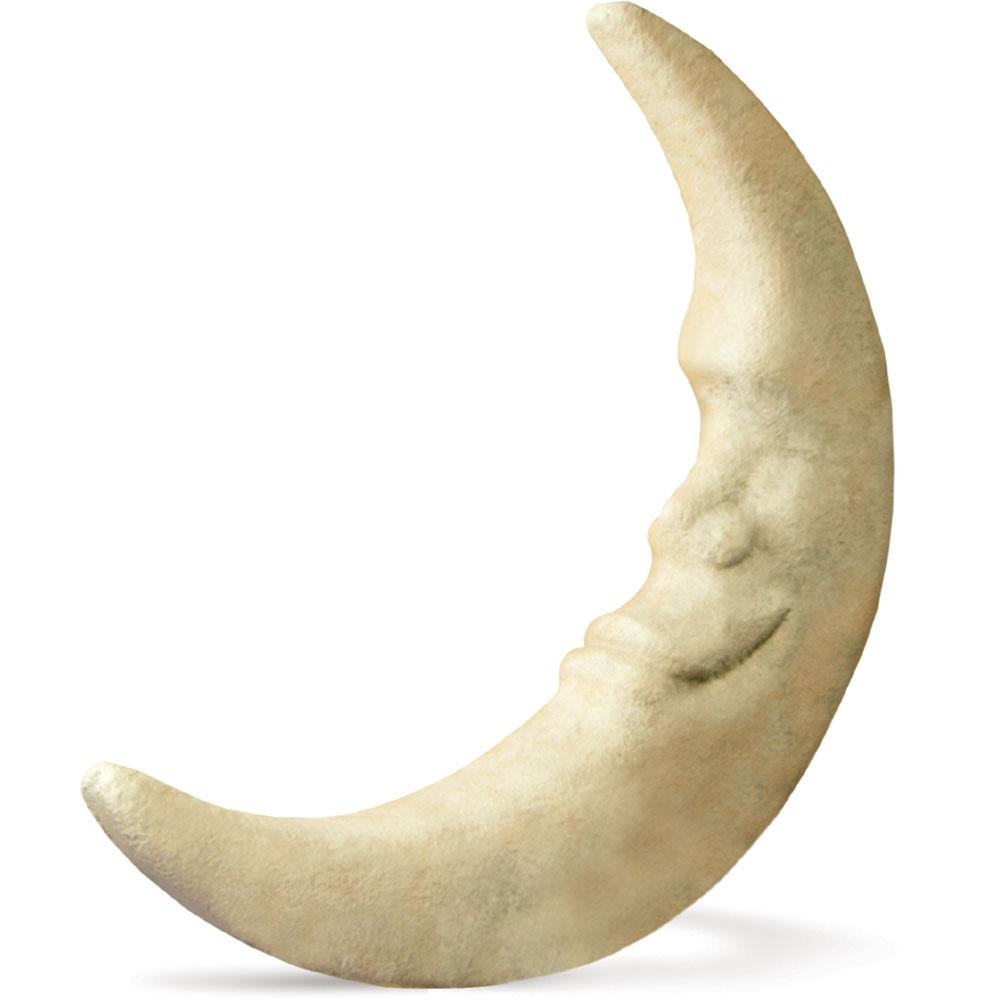 smiling moon photography prop