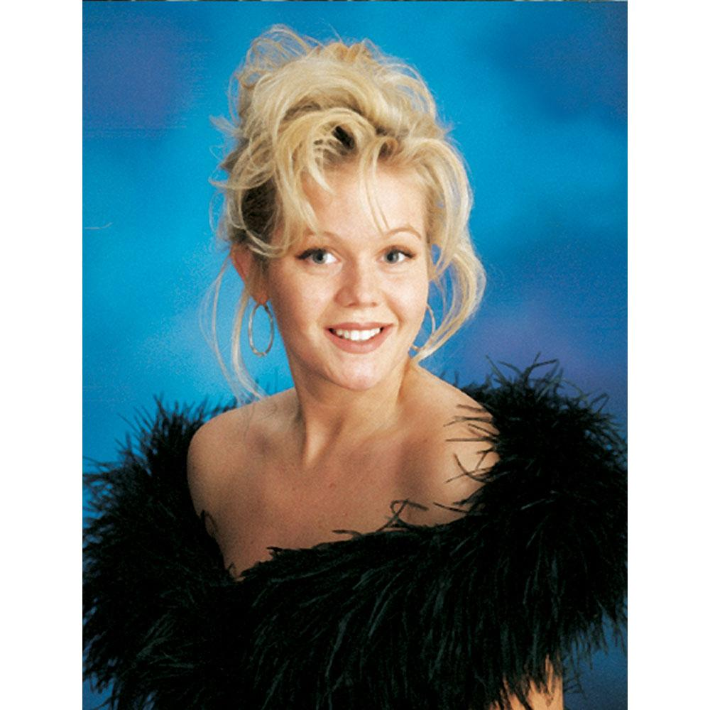 Ostrich Feather Boa Boudoir Prop