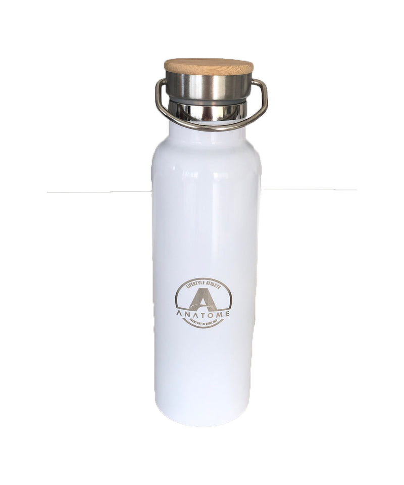 Anatome LFST Vacuum Stainless Bottle White