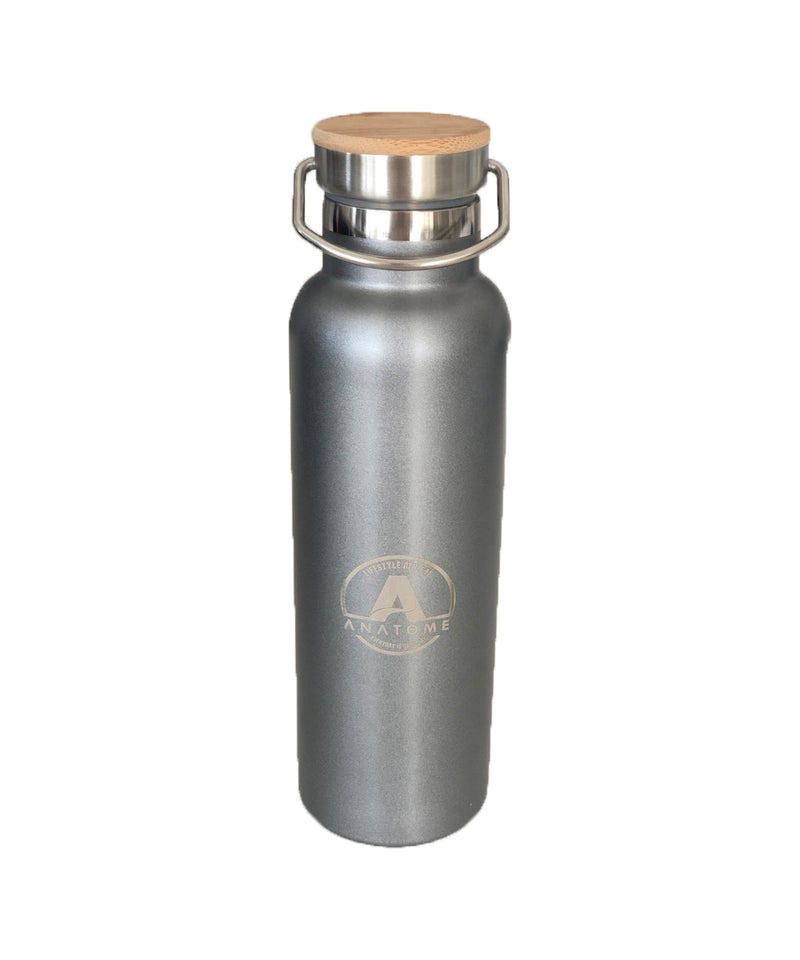 Anatome LFST Vacuum Stainless Bottle Silver