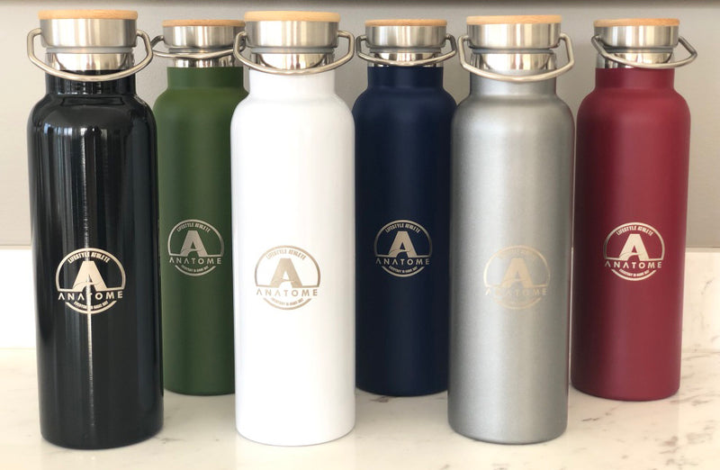 Anatome LFST Vacuum Stainless Bottle Green