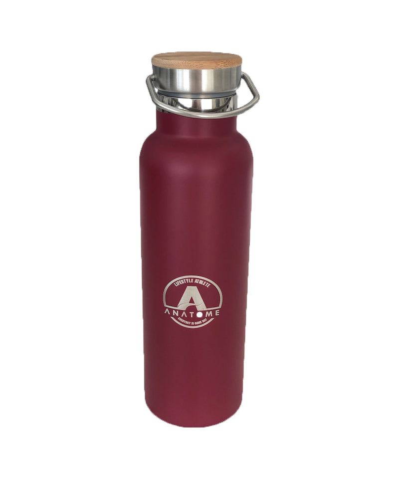 Anatome LFST Vacuum Stainless Bottle Red