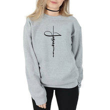 Load image into Gallery viewer, Jesus Sweatshirt